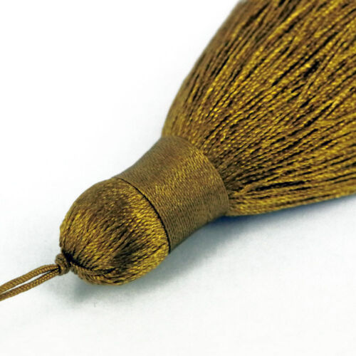 SILKY KEY TASSELS BLINDS CURTAINS ANTIQUE GOLD KT-5 1//2//4 CUSHIONS