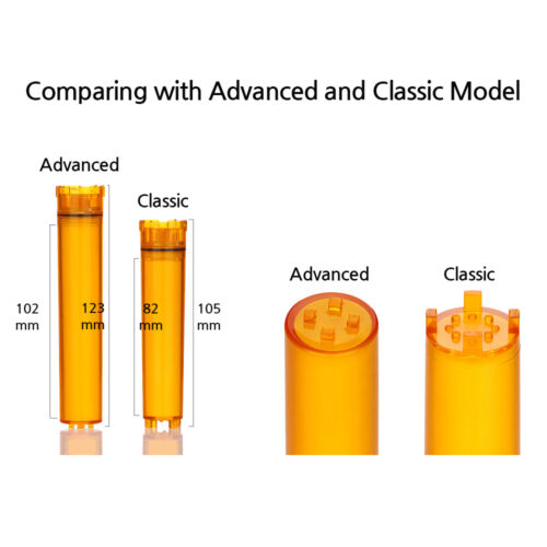 Advanced Vitamin C Cartridge 3pc in 1 Pack replacement filter for Vitafresh