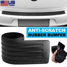 Car Anti Scratch Pickup Rear Guard Bumper Protector Trim Cover Pad Accessories Fits Pontiac Sunfire