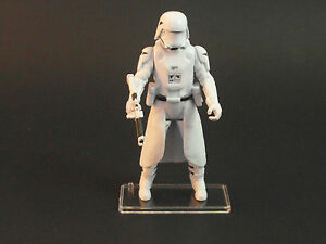 100 x Medium Disc ROGUE ONE-Star Wars Action Figure DISPLAY STANDS T4c