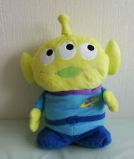 2 Disney Toy Story The Claw Alien BEANBAGS From 1997 - MINT