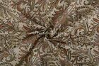 Hand Block print Indian Natural 100% Cotton Fabric by the Yard Sanganeri Fabric