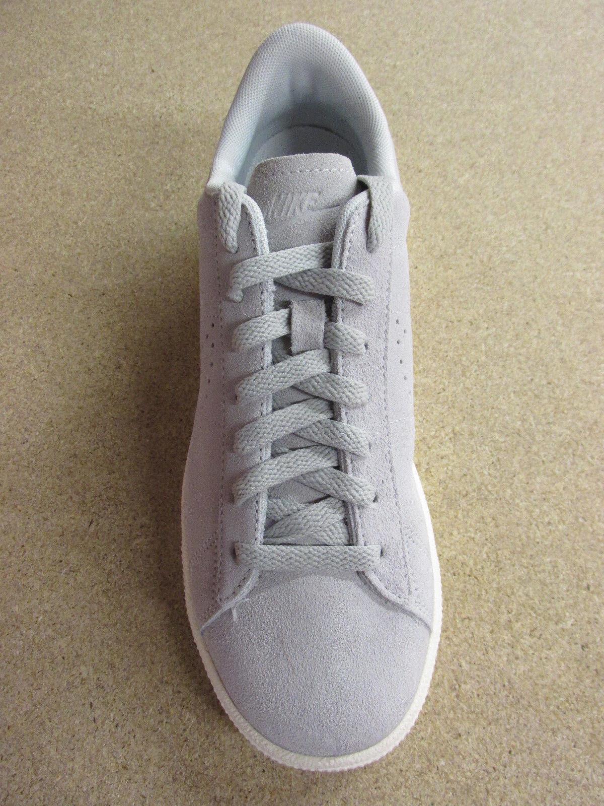 nike tennis mens classic cs wildleder - mens tennis trainer 829351 001 sneakers, schuhe 9d7f12