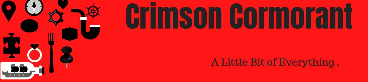 crimsoncormorant
