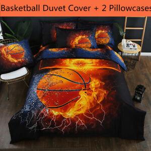 3D-Basketball-Fire-Bedding-Set-Sport-Duvet-Cover-Set-Comforter-Cover-Pillowcases