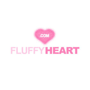 FluffyHeart-com-Fluffy-Heart-Brandable-Domain-Name-for-Fashion-Toys-or-Pets