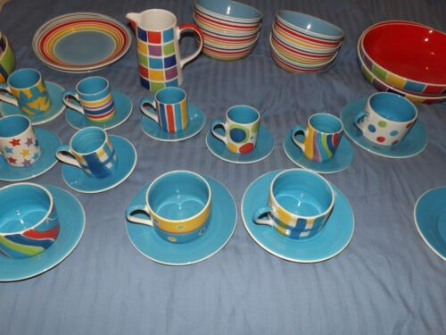coasters plates mugs bowls cups whittard of chelsea whittards free uk postage