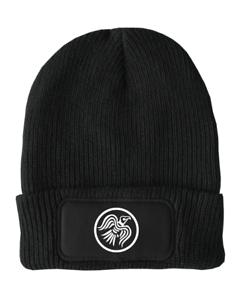 Viking Raven Banner Unisex Winter Thinsulate Beanie Hat