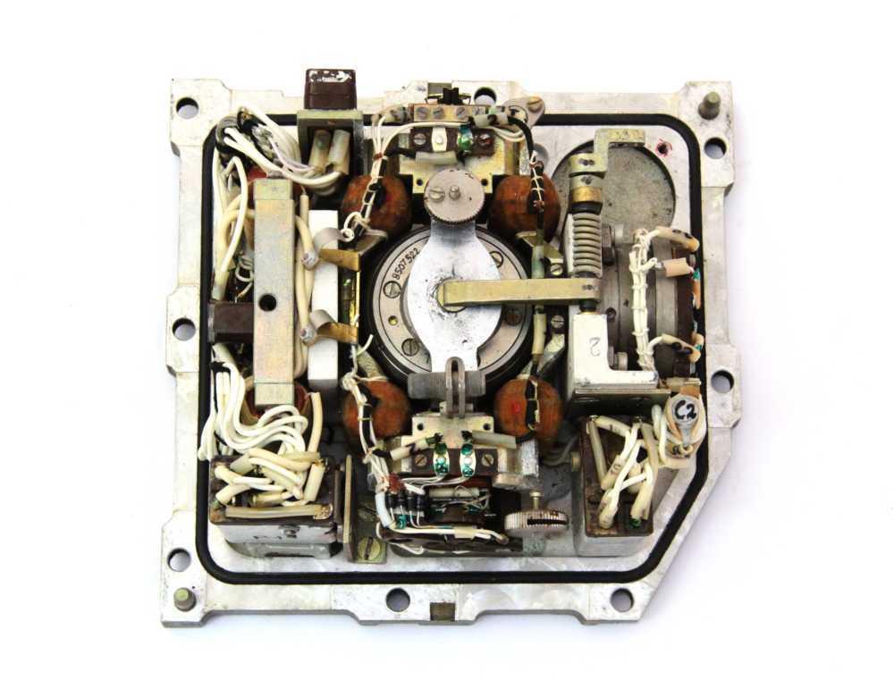 Gyroscopic platform stabilized   4W 016