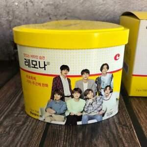 [US seller] RM Jin Jimin Suga V Group - BTS LEMONA Package Heart Can 70 pcs