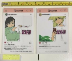 BURN-THE-WITCH-Movie-LIMITED-Noel-and-ninnie-clear-card-set-kubo-taito-art