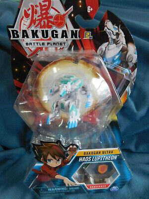 Bakugan Battle Planet Bakugan Ultra Haos Lupitheon Bakucores