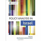 Policy Analysis in Israel by Policy Press (Hardback, 2016)