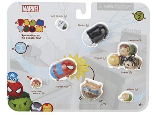 Marvel Tsum Tsum Spider-Man vs The Sinister Six