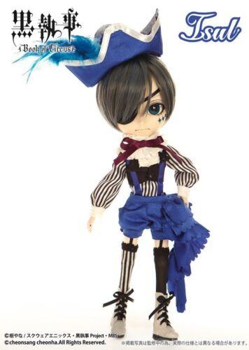 "NEW Groove Isul Black Butler Ciel Doll 30cm//11.8/"" I-933 Official US Seller"