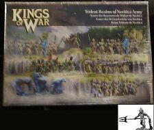 Kings of War MGKWR101 Trident Realms of Neritica Army Starter Box Set Aquatic