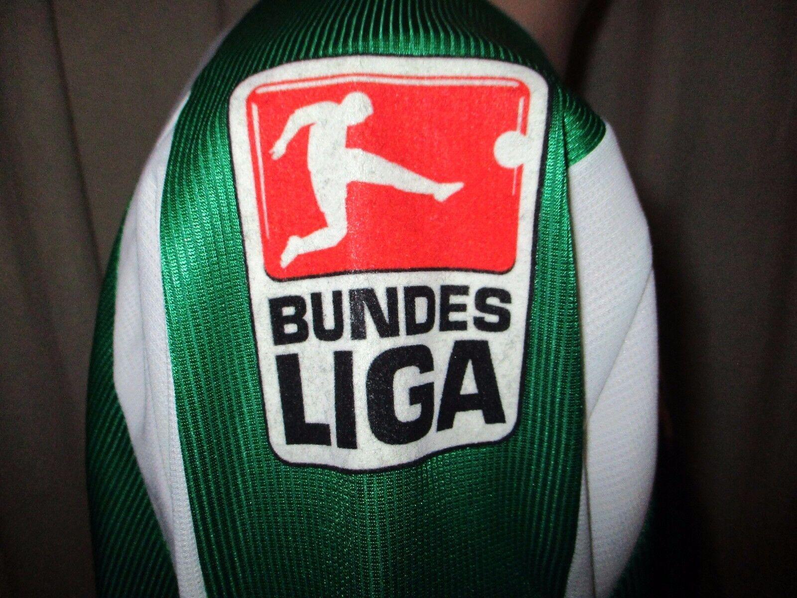 Borussia Mönchengladbach Lotto Langarm Trikot Trikot Trikot 2006 07 + Nr.16 Friend Gr.XXXL TOP 51a637