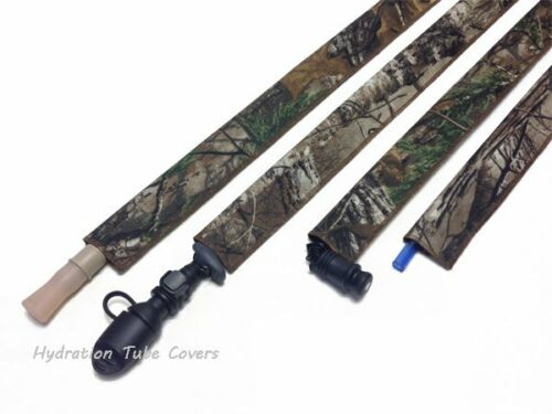 Realtree Xtra Hydration Pack Drink Tube Cover for Camelbak Water Pack Sleeve..