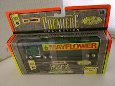1996 MATCHBOX RIGS SERIES 1 PREMIERE MAYFLOWER KENWORTH C.O.E. TRUCK & TRAILER