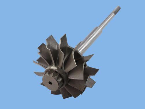 Turbo Turbine Wheel Shaft 3595832 HX35 HX35W HX40W HE351W Ind 70.0mm Exd 60.0mm