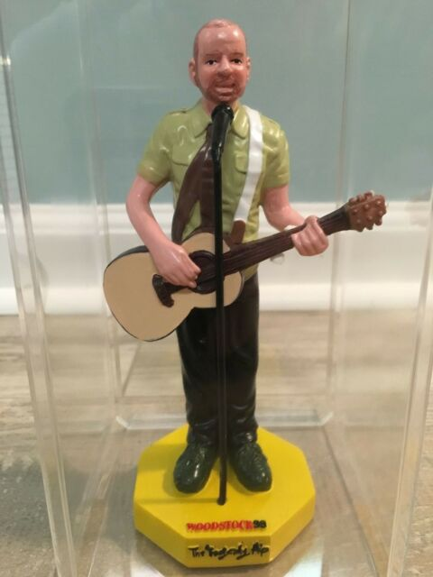 Tragically Hip – Gord Downie Statue – 1999 Woodstock - RARE