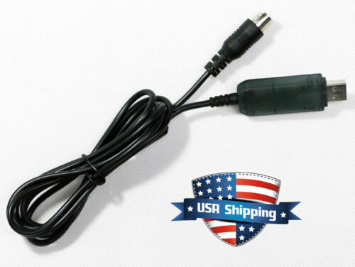 FlySky Firmware Update Data Cable USB Download Line for Fs-i6 Fs-t6 Transmitter