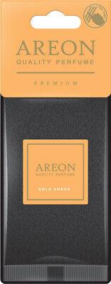 Attivo Rinfresca Aria Areon Premium Oro Ambra Deodorante Profumo Auto Fragranza