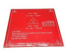 Reprap 3d Printer Pcb Heatbed Mk2b Heat Bed Hot Plate Prusa Mendel 12v 24v New