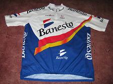 BANESTO PINARELLO NALINI ITALIAN CYCLING JERSEY [8] Lightweight summer jersey