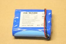Pack accu Li-Ion rechargeable 18650 1S3P ANSMANN 2447-3006 , 3.7V / 6750mAh