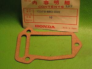 Honda OEM Tappet Cover Gasket 12375-883-000 Qty 2