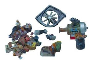 WOODLAND-SCENICS-HO-SCALE-INDUSTRIAL-JUNK-PILES-KIT-BN-225
