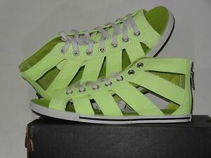 8cfe277f0da4 Converse Chuck Taylor All Star Gladiator Mid Womens Sandals (Boxes ...