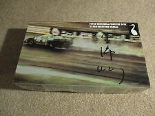 Fujimi Tetsu Ikuzawa & Porsche 917K '71 Fuji Masters 1/24 Kit Complete Unbuilt