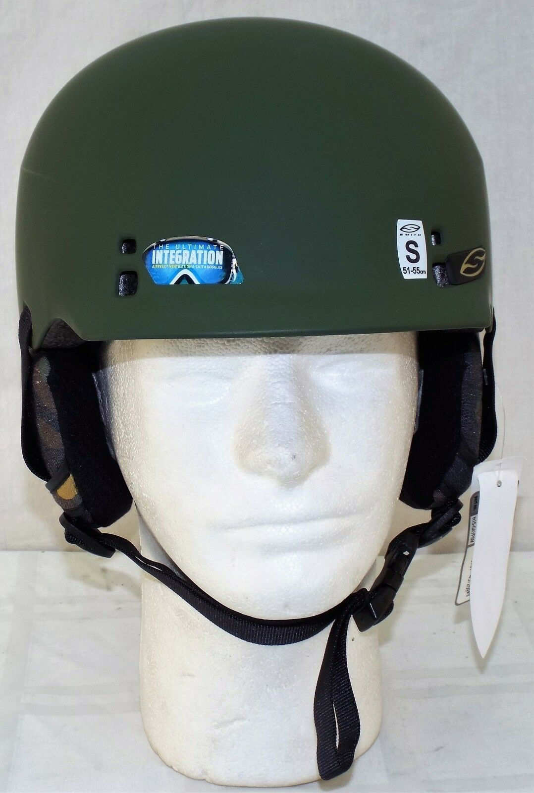 Smith Gage New Ski Snowboard Helmet Size  Small  free delivery and returns