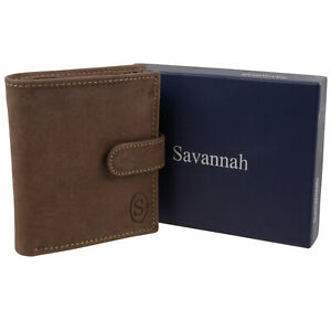 Mens-North-South-Hunter-Leather-Wallet-with-Tab-Savannah-Gift-Boxed