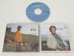 RANDY-TRAVIS-Wind-In-The-Wire-Warner-bros-9362-45319-2-Cd-Album