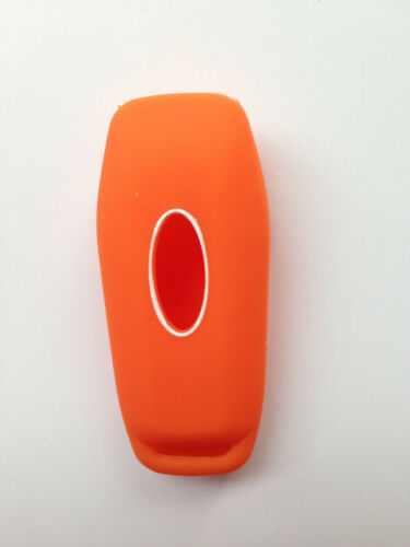 Orange Remote Key Cover for 2013-2016 FORD Mustang Fusion Explorer F-150 Edge