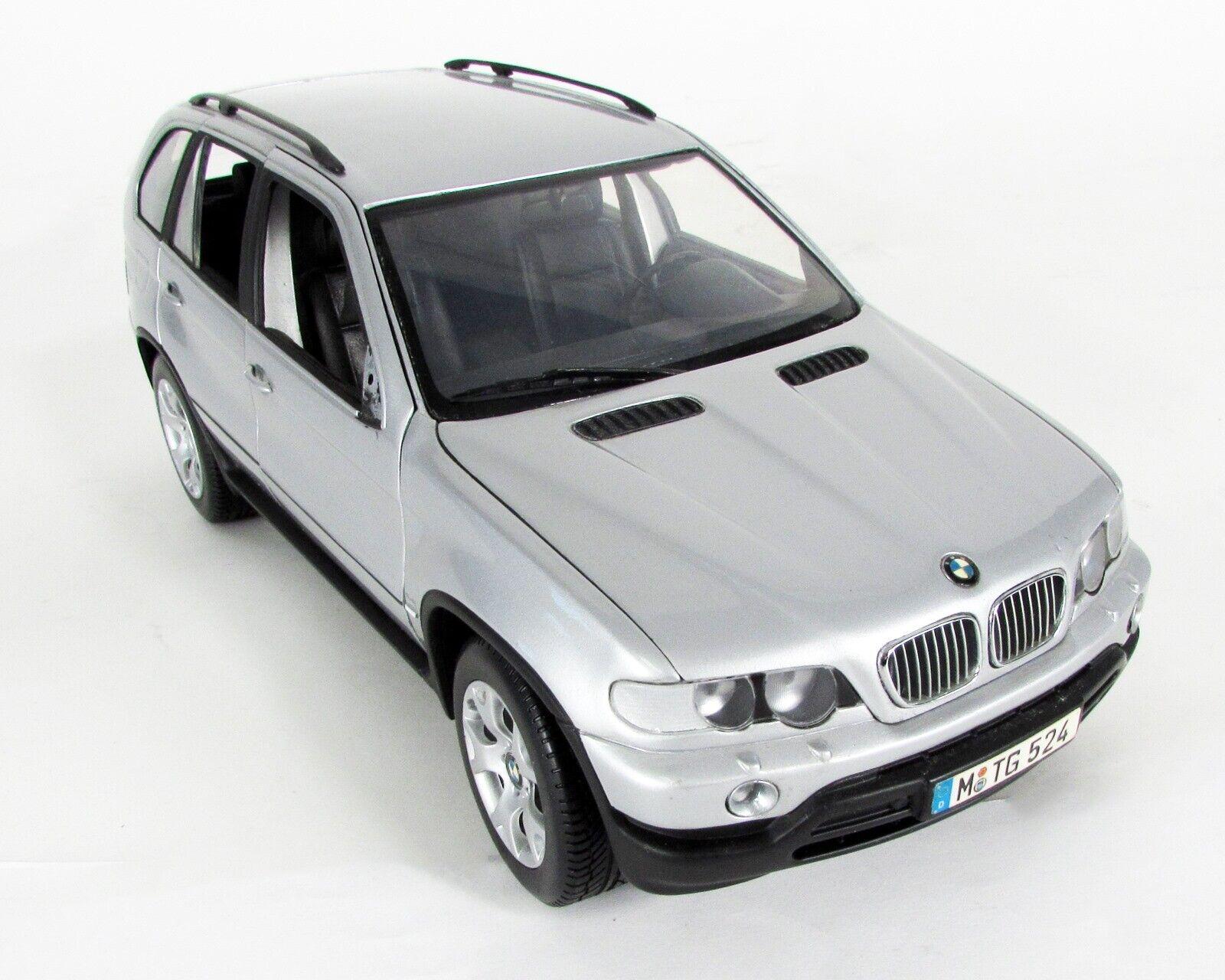 Kyosho - BMW X5, 1 18 Scale Diecast Metal Model Car