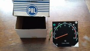 Skoda Favorit Rev Counter New Old Stock Genuine Skoda