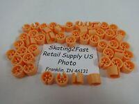 50 Mini Hanger Markers - Orange Retail Store Supply Hanger Garment Hanger