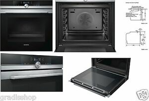 einbau backofen siemens hb634gbs1 iq700 edelstahl a 2 sofortrabatt ebay. Black Bedroom Furniture Sets. Home Design Ideas