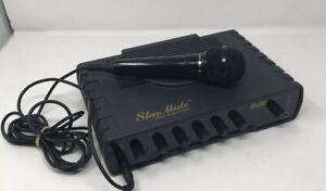 Rare Vintage Star Mate Modèle 10090 Avec Microphone, 1991, Verrouiller, Rapide Chargeur-afficher Le Titre D'origine