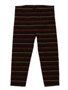 image is loading infant amp toddler girls black glitter stripe stretch