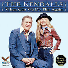 The Kendalls - When Can We Do This Again [New CD]
