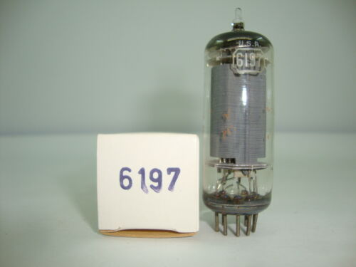 MIXED BRANDS NOS TUBE 6197 TUBE RC42.