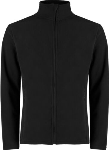 Kustom Kit Mens Corpoate Workwear Office Work Uniform Microfleece Zip Up Jacket