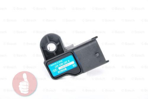 BOSCH Sensor Saugrohrdruck 0281002437