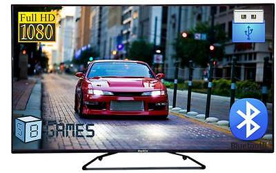 "BlackOx 42LE4002 40"" Bluetooth Full HD LED TV - 5 yrs Wty- In-Built Games"