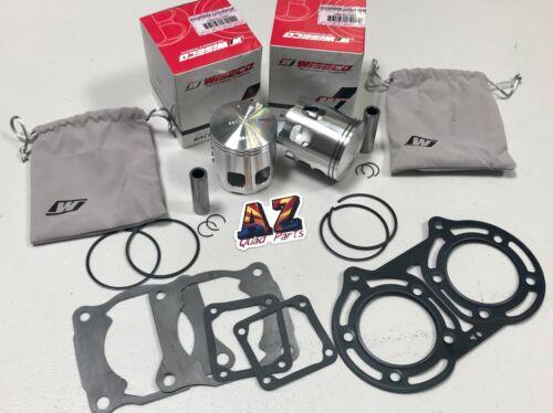 1mm Wiseco Pro Lite Pistons Piston Set Gaskets Kit Yamaha Banshee YFZ 350 65mm